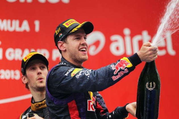 Why Red Bull and Sebastian Vettel Will Not Dominate F1 in 2014