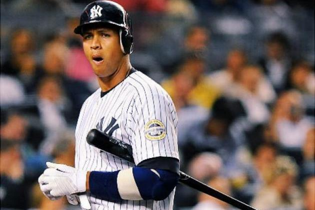 A-Rod's Childish Ways Alienating Him from the Game That Made Him Famous