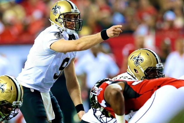 Saints Provide More Questions Than Answers with Underwhelming Win over Falcons
