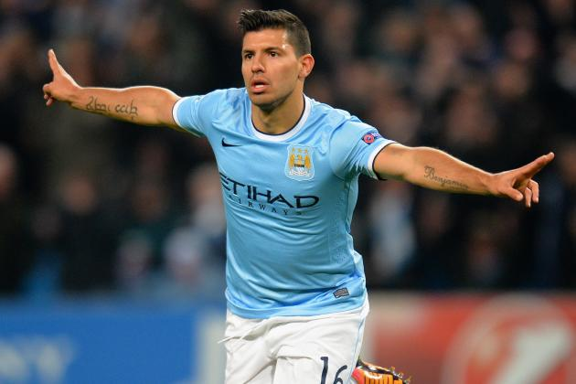 Sergio Aguero Hints He Has No Intention to Leave Manchester City