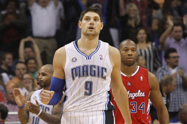 Why Nikola Vucevic Is Key to Orlando Magic's 2013-14 and Beyond