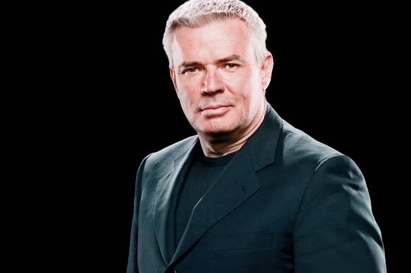 WWE Never Say Never: Eric Bischoff Becomes RAW GM in 2002