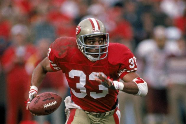 NFL Hall of Fame: Four San Francisco 49ers Make the Semifinalist List