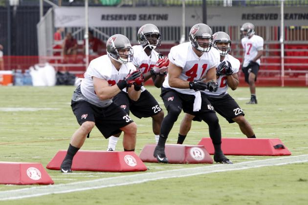 Why 2014 Tampa Bay Buccaneers Will Move to RB by Committee