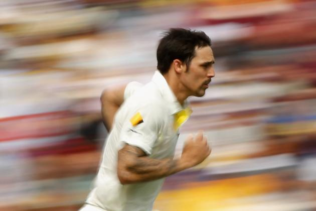 Mitchell Johnson Back to His Best Is Good News for Cricket