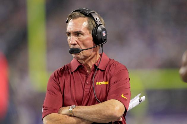 Debate in Washington: Does Redskins HC Mike Shanahan Deserve Contract Extension?
