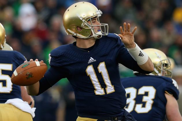 BYU vs. Notre Dame: Stars Who Must Step Up for Irish to Secure Victory