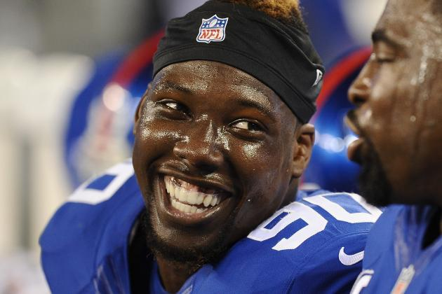 Jason Pierre-Paul: Giants D Ready to 'Hunt' Tony Romo