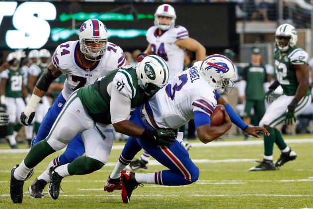 Sheldon Richardson Quickly Becoming a Star for the New York Jets