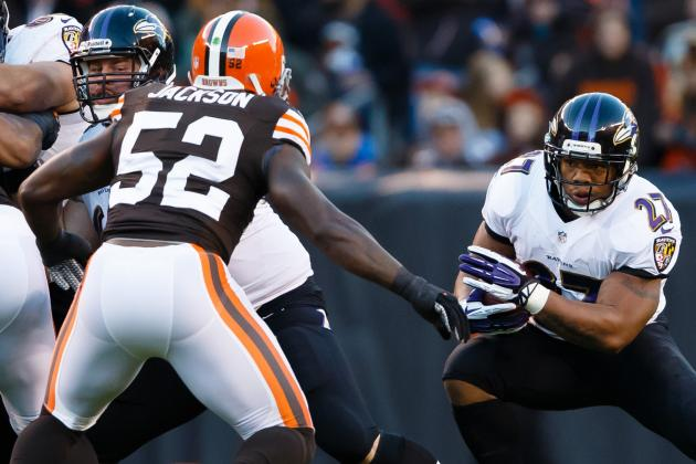 Browns and Others in 'Meaty Part of the Curve' Fight for Last Playoff Spot