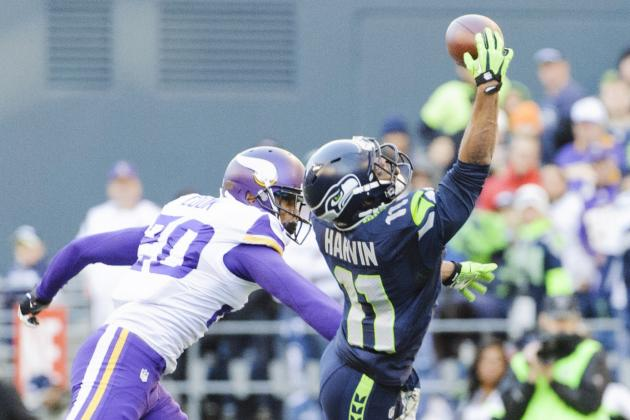 Analyzing Percy Harvin's Fantasy Outlook for Remainder of 2013