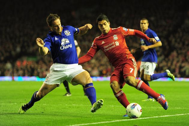 Picking a Merseyside XI Based on Form