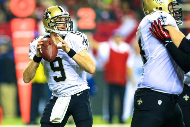 Drew Brees Cements Hall of Fame Status, Moves to 5th on All-Time Passing List