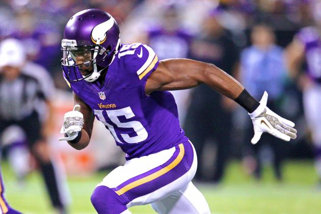 Greg Jennings Injury: Updates on Vikings WR's Achilles, Likely Return Date