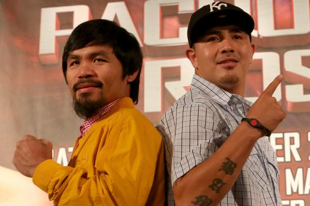Pacquiao vs. Rios Fight: What a Win or Loss Would Mean for Each Fighter