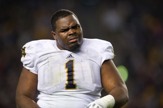 Notre Dame Defenders Who Must Step Up with Louis Nix Out for the Year