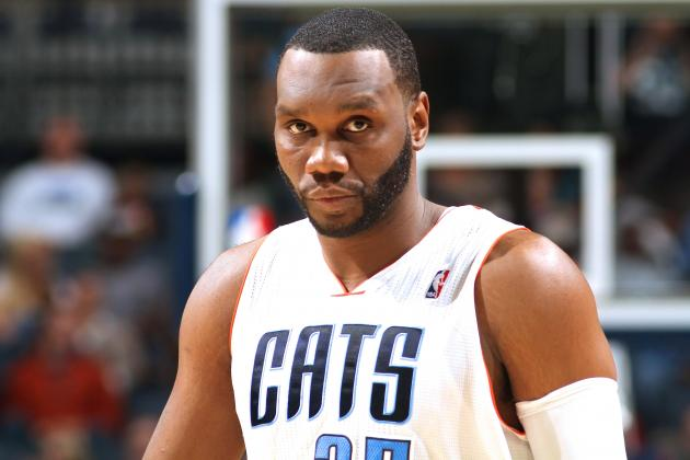 Al Jefferson Injury: Updates on Bobcats Star's Ankle