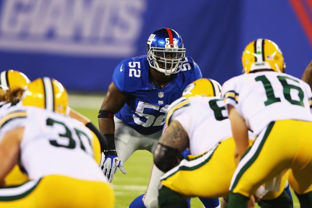 Beason Restoring Pride to Big Blue LB Corps