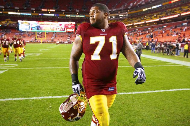 Trent Williams Reportedly Avoids NFL Punishment, Referee Roy Ellison Suspended