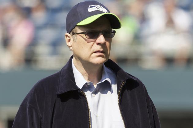 Seahawks Owner Allen to Fund Brain Injury Research
