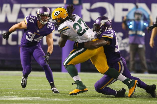 Dissecting Most Crucial Matchups in the Packers' Week 12 Game with the Vikings
