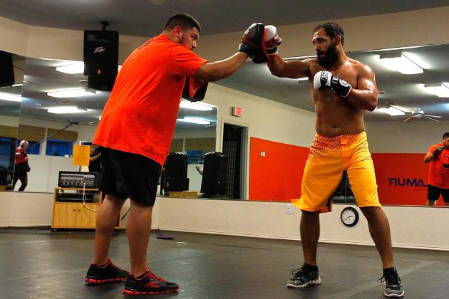 Johny Hendricks: Thin Hand Wraps Had Me Punching at Only 70% Power at UFC 167