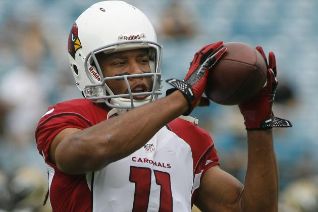 Larry Fitzgerald: Arizona Cardinals Must Beat Indianpolis Colts...