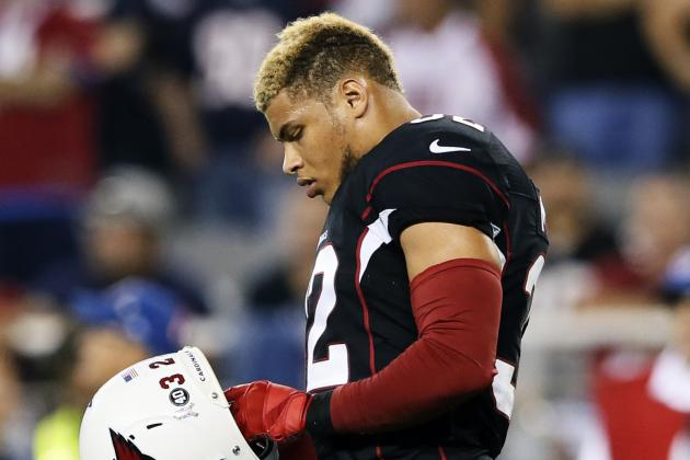 Tyrann Mathieu to Compete Against Andrew Luck for First Time Since...