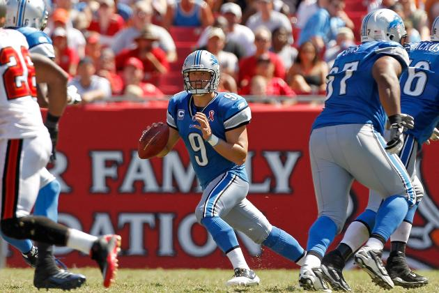 Detroit Lions: Don't Sleep on the Tampa Bay Buccaneers