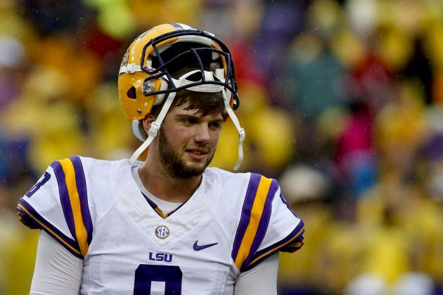 Texas A&M vs. LSU: Zach Mettenberger Will Outshine Johnny Manziel