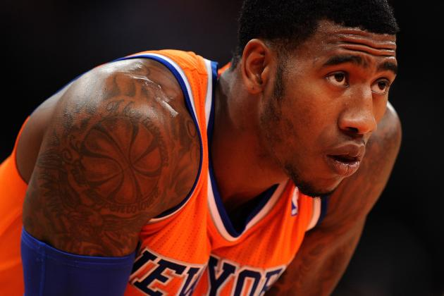 Why the New York Knicks Would Be Foolish to Dump Iman Shumpert