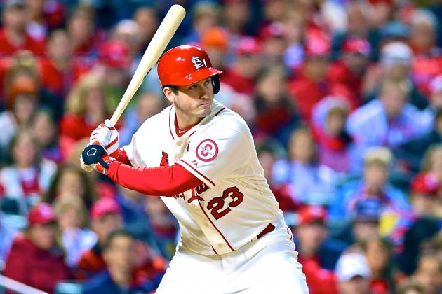 St. Louis Cardinals Trade David Freese to Los Angeles Angels in 4-Player Deal