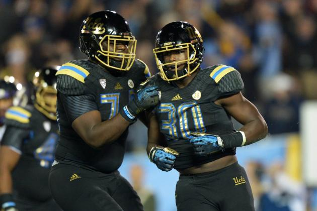 Will Myles Jack's Offensive Workload Decrease vs. Arizona State?