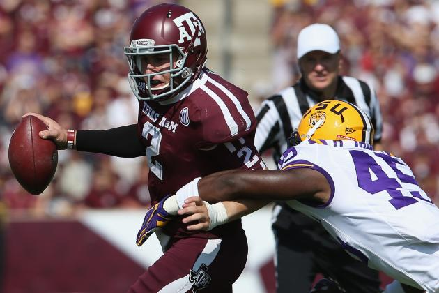 Texas A&M vs LSU: Tigers Offense Will Keep Pace with Aggies' Explosive Attack
