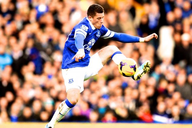 Key Battles as Liverpool Head to Everton, Including Barkley, Suarez and Lukaku