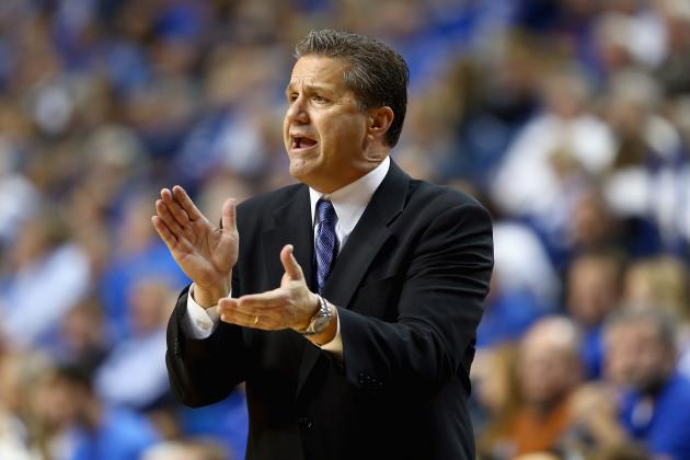 Calipari on NBA Rumors: 'My Focus Is Here and I Don't Get into All That'