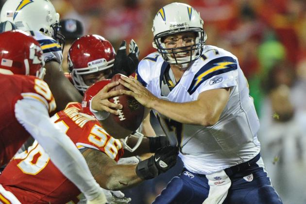 How the Chiefs Defense Can Thwart Philip Rivers and Chargers' Explosive Offense
