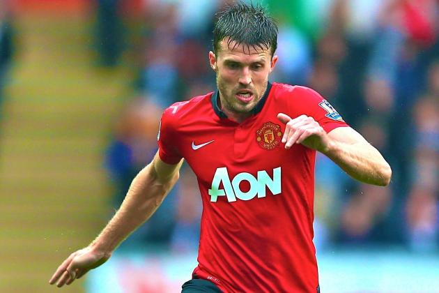 Michael Carrick Officially Signs Manchester United Contract, Hails David Moyes