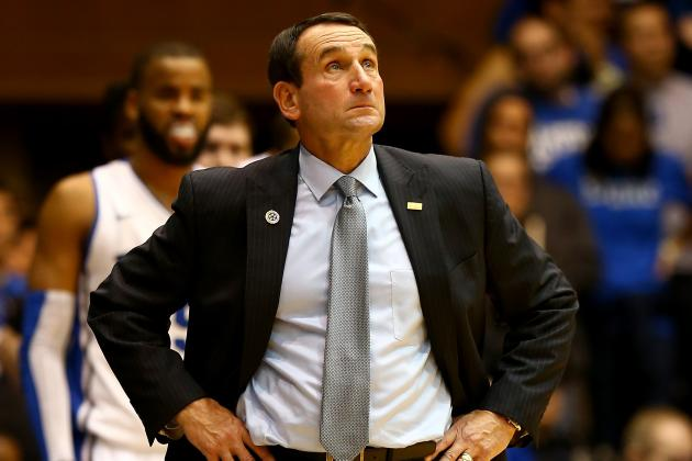 Krzyzewski, Other Coaches Advocate College Basketball Commissioner