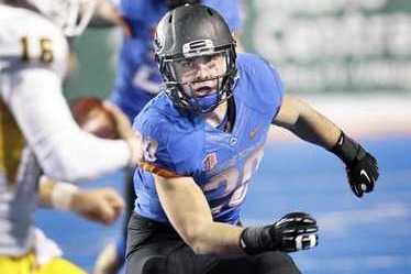 Boise State True Freshman Is an Immediate Contributor