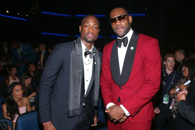 GQ's Most Stylish Athletes of 2013: Dwyane Wade Beaten out by LeBron James