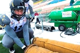 CFL's Hamilton Tiger-Cats Players Suffered Frostbite from Grey Cup Practice