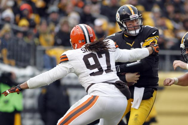 How the Steelers Can Protect Ben Roethlisberger from the Browns' Pass Rush