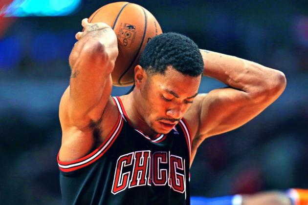 Chicago Bulls Need Derrick Rose to Shake off the Rust Now