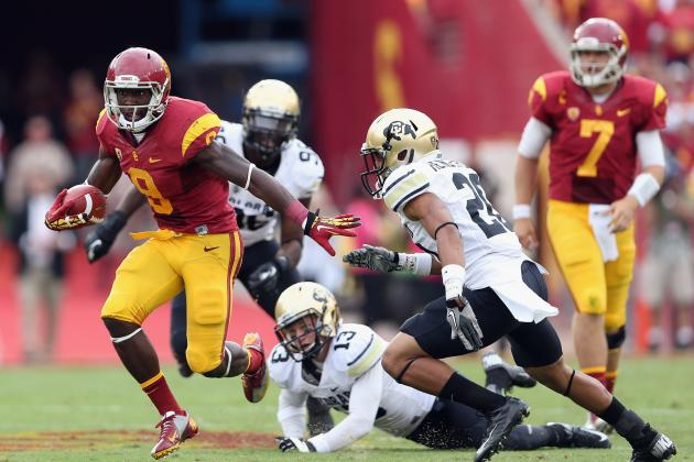 USC vs. Colorado: Live Game Grades and Analysis for the Trojans