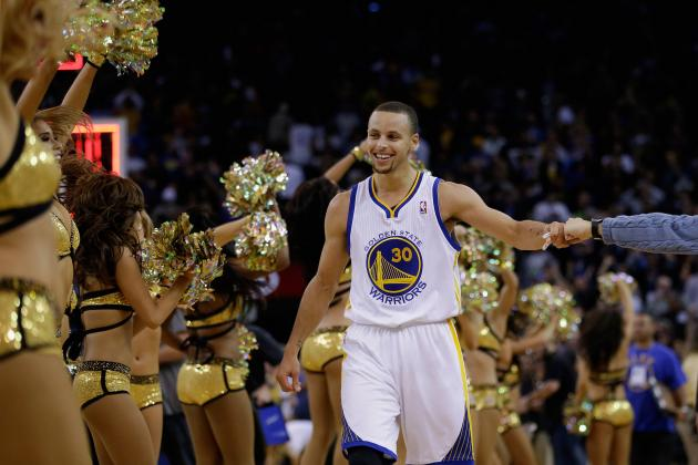 Stephen Curry's Health Is Key to Golden State Warriors' Season
