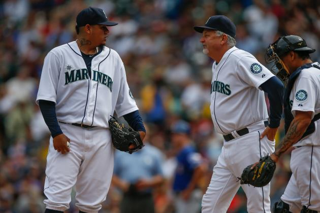 Mariners Fire Carl Willis, Demote Jaime Navarro, Lose Mike Brumley