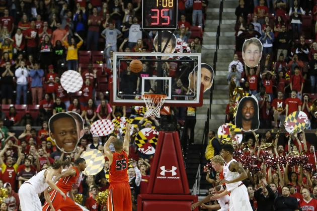 Terps Pull Away from Marist in Second Half, 68-43