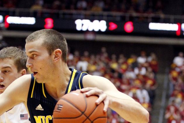 Stauskas Helps Erase a 16-Point Second Half Deficit, U-M Beats FSU in OT