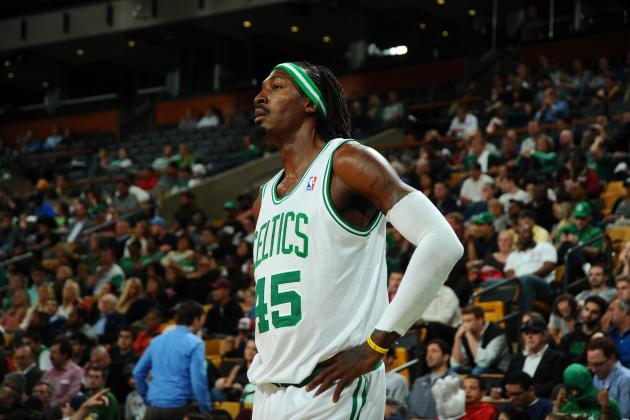 Can Boston Celtics Find a Taker for Gerald Wallace's Bogus Contract?